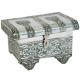 Floral Design Oxidized Jewellery Box Handicraft Items