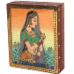 wooden gemstone rajasthani bani thani