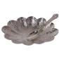 German Silver sunflower shaped bowl