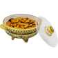 Marble Handicraft items dryfruit container