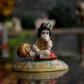 Kanha made of resin