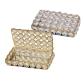 brass crystal box