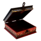 Exquisitely painted Wooden handcrafted box BH-0601-2