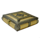 Dry fruit box made of wood, brass & resin to garnish your table top BH-0603-2