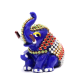 boontoon metal and stone small elephant