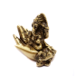 Boontoon brass ganesh with hand1