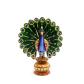 Boontoon Wooden Peacock