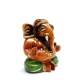 Boontoon Wooden Green Ganesh3