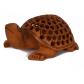 handmade tortoise made of wood