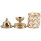 crystal akhand jyot for ladies sangeet return gifts