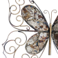 Handcrafted butterfly for home decor