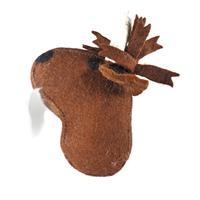 Felt Sambar deer head