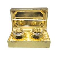 German Silver Bowl Set With Lid in a classy Box packing