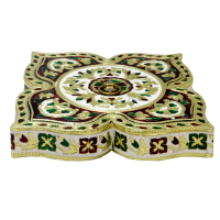Handicraft wooden dry fruit gift box