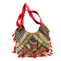 Funky Shimar Look Ethnic Design Bag For All Days