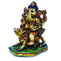 Lord Ganesh Made Of Resin For Your Holy Mind