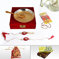 Online Giftset for Bhaiya in Rakhi