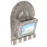 An Oxidized Handicrafts Letter & Key Holder For Wall Online