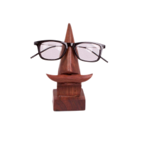 Wooden Spectacles Holder For Decoration