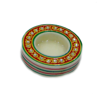 Decorative Marble Handicrafts Tea Light Candle Holders