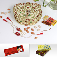 Fancy Rakhi for Sale Online