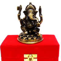 Ganesh Ji Made Of Brass For Decoration