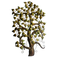 Handcrafted Tree Wall Décor