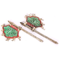 Oxidized Handicrafts Meena Pankhi Online As Indian Gifts