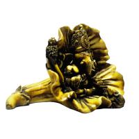 Soft marble Lord Ganesha showpiece